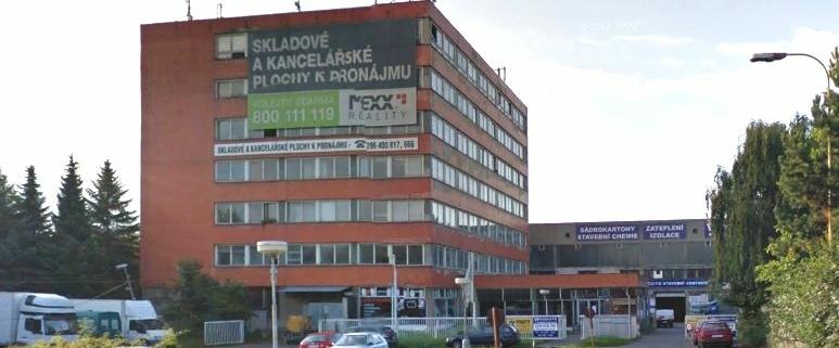 Deltacom Praha provozovna