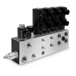 mazací systém Idrover